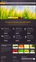 Agriculture Co. WordPress Template for Business Websites