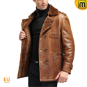 Men Sheepskin Jacket uk CW868901
