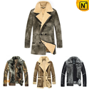 Sheepskin Coat for Men CW141476