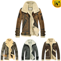 Mens Sheepskin Jacket CW141478