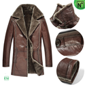 Men Sheepskin Lined Coat CW868825