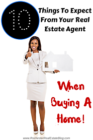 10 Things To Expect From Your Real Estate Agent When Buying A Home