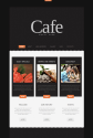 Cafe Joomla! Template 44559