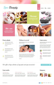 Spa & Beauty Joomla! Template 47486