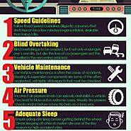 The Golden Rules of Driving