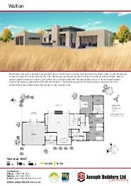Walton The Architectural Home by Home Builders Christchurch