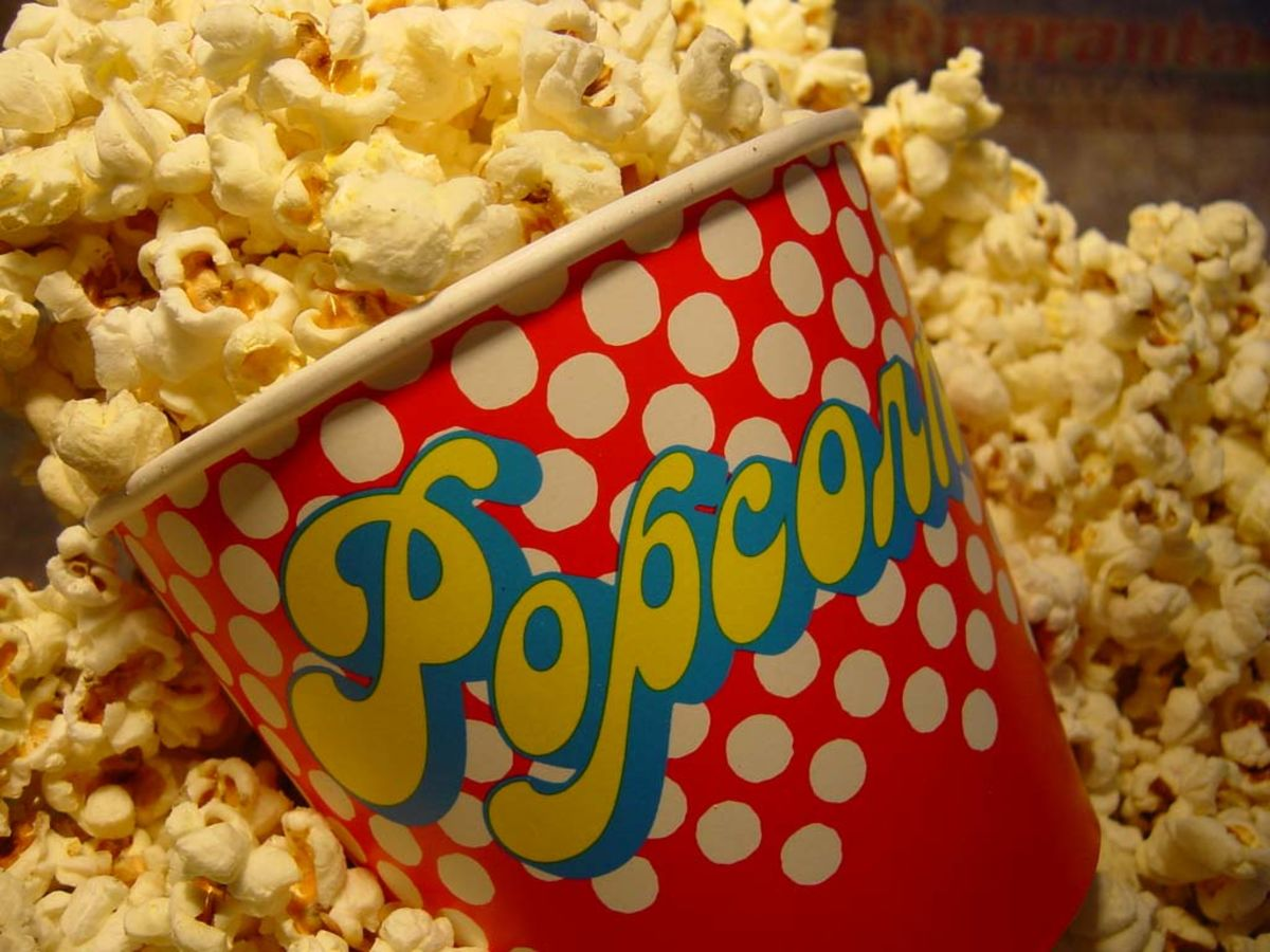 Headline for 15 Different ways to flavour your daily popcorn