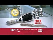 Buy Exclusive ExStatic Brush & Ionic Brush from Fuller Brush Company