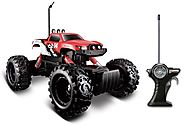 Maisto R/C Rock Crawler Radio Control Vehicle (Ages 8 and Up)