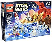LEGO Star Wars 2016 Advent Calendar - Ages 6-14