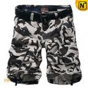 California Military Cargo Shorts Outdoor Shorts CW140196
