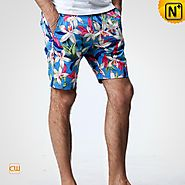 London Mens Summer Bermuda Shorts CW140436