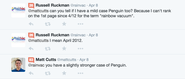 Can You Escape Penguin Simply by Getting Good Links?