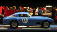 1966 Ferrari 275 GTB4 Berlinetta. Super rare car now and can't be brought for less than a million dollars. Timeless l...
