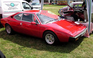 308 GTS Ferrari replaced the Dino in production. One of Ferraris most iconic models.