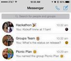 Facebook Adds Emoji to Messenger Thread Titles
