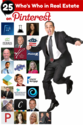 "The ""Who's Who"" of the Real Estate Industry to Follow on Social Media - Pinterest"
