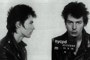 """Bury me in my leather jacket, jeans, and motorcycle boots."" Sid Vicious"