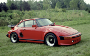 1974 PORSCHE 930 (911 TURBO) Was the fastest production car in Germany when it was first released.