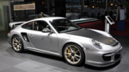 2011 PORSCHE 911 GT2 This lightweight twin turbo 620 horse powered animal is really just a freak of what Porsche can ...