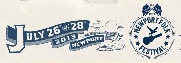 Headline for 2013 Newport Folk Festival Lineup