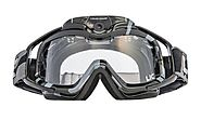 Liquid Image 369 BLK Torque Series Off-Road Goggle Cam HD 1080p with Wi-Fi Video Camera with 0.5-Inch LCD (Black)