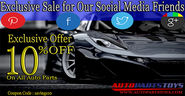 AutopartsToys.com - Auto Parts & Accessories | Car, Truck, SUV, Jeep