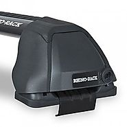 Rhino Rack 2009-2012 Hyundai Elantra Touring without Rails Vortex RS 2500 Sport Roof Rack Black RS021B