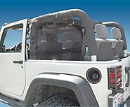 VDP 2007-2017 Jeep JK WindStopper Wind Screen 2 Door 508006