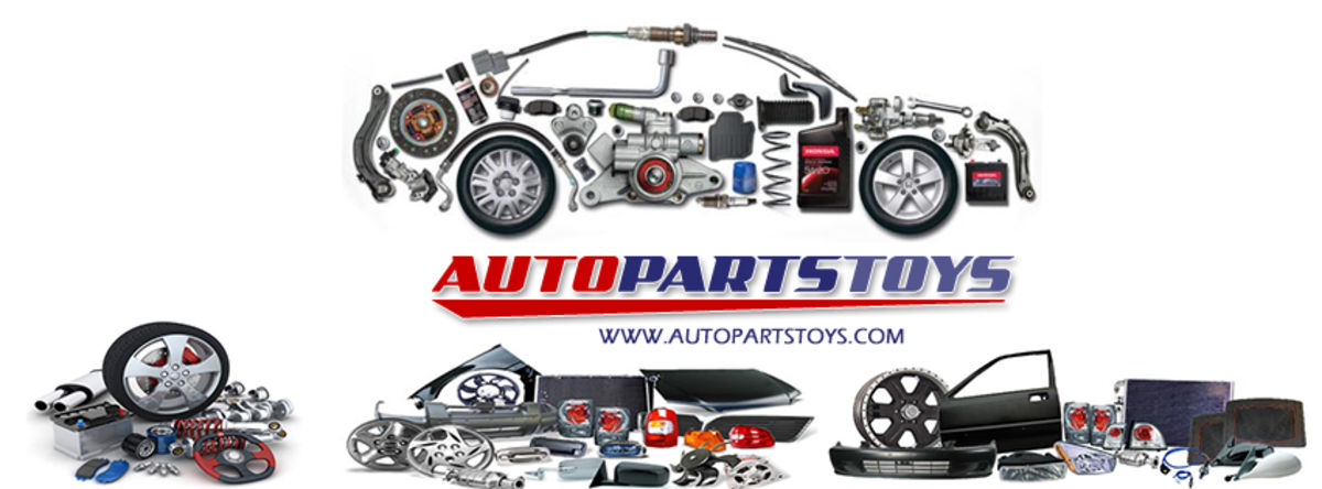 Headline for Auto Parts Toys