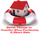 What Should I Consider When Purchasing A Short Sale?