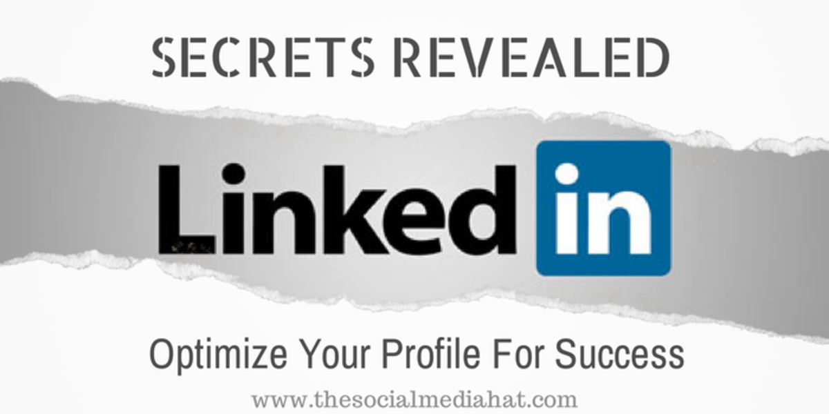Headline for The Ultimate Guide to the Perfect LinkedIn Profile