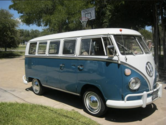 The 1950 Volkswagon Type 2 is one of the rarest VW's getting around. The 13 windows just make this a killer looking v...