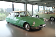 1955 Citroen DS Was named the 3rd sexiest car in '99 of all time. Out of this world design and still loved by many to...