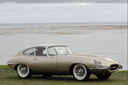 1961 Jaguar E-Type. Timeless design. Will still be cool in another 60 years. UK motoring at it's finest.