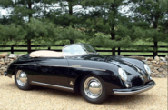 1955 Porsche Speedster 356 (Pre-A) Stripped of most luxuries by Porsche back in the day to makes it's sale price less...