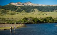 Fly fishing is the famous method in NZ