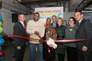 The Philadelphia Furniture Bank opened its doors
