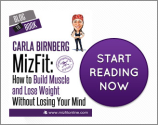 MizFitOnline | Because Fitness Isn't About Fitting In | Healthy Living | Exercise | Nutrition | Personal Development