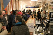 The Philly Co-op Alliance packed out W/N W/N Coffee Bar