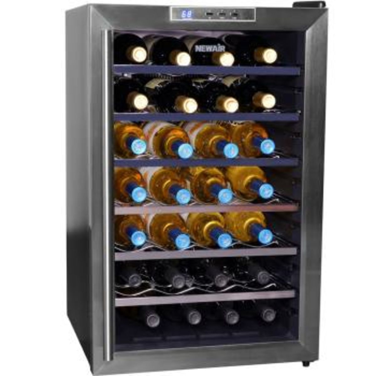 Wine Refrigerator Reviews >> Best Quiet Wine Refrigerator Storage Cabinets On Sale - Reviews And Ratings | A Listly List