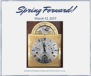 Spring Forward March, 12th, 2017 | Daylight Savings Time