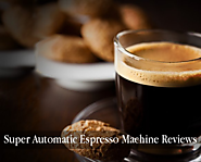 Super Automatic Espresso Machine - Cool Kitchen Things