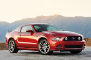 4. Ford Mustang