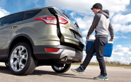 Foot-Operated, Touchless Liftgate