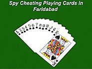 Playing Card In Maharashtra | Invisible Playing Cards | Spy Playing Cards Market |Marked Playing Cards Maharashtra India