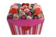 Hearts and Stripes Goodie Basket - Ingallina's Box lunch Seattle
