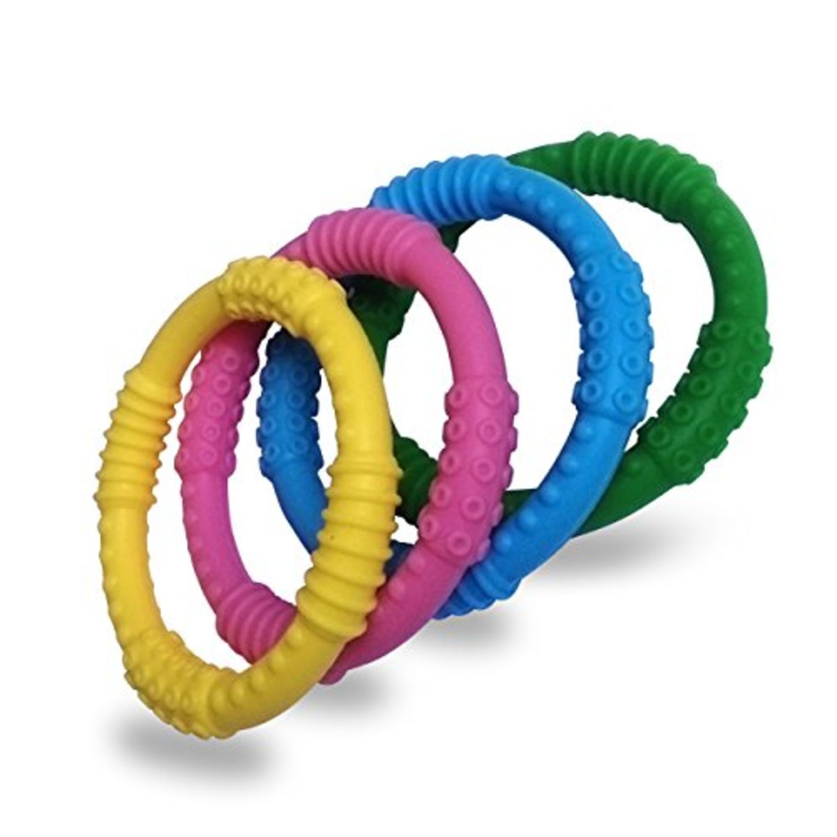 Headline for Top Rated Teething Rings for Babies