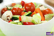 Side Salad from Weight Watchers
