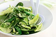 Easy Green Garden Salad